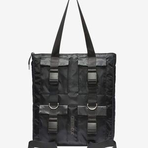 $100 New Nike Air Max Tote Bag Black/Camo